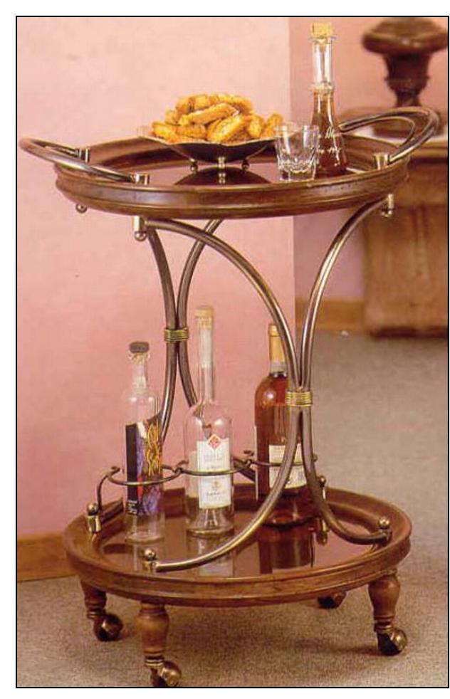купить сервировочный столик