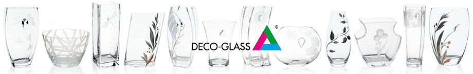 Вазы Deco Glass