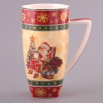 "Кружка ""Christmas collection"" (Санта)"