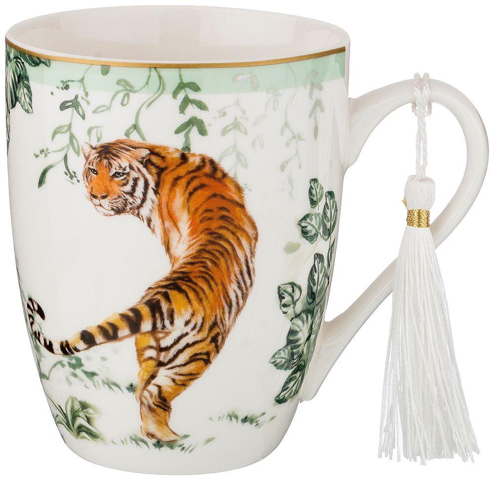 картинка тигр и чай фото раскраска
