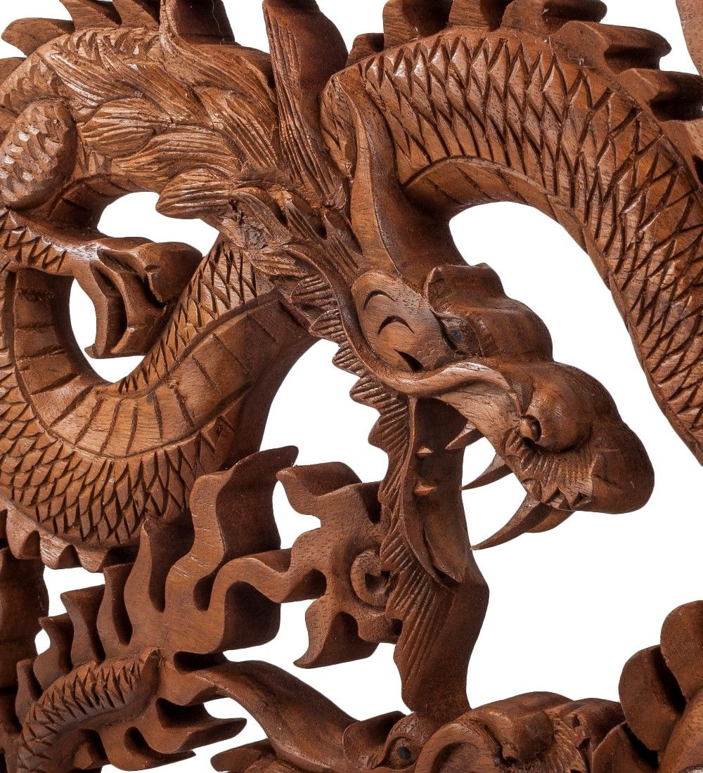 Картинки дракона резьба