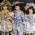 декоративные куклы