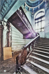 Картина Old Staircase Corner